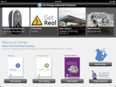 GE Smart Catalog iPad/iPhone universal application to replace paper catalogs with PDF (developed for Buzzhoney)